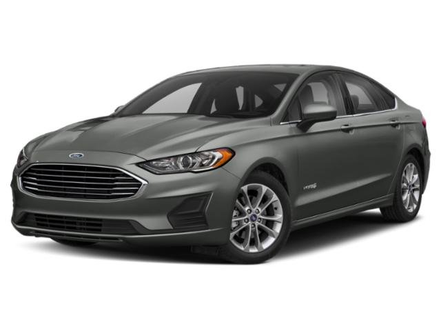 2020 Ford Fusion Hybrid SE SE FWD Gas/Electric I-4 2.0 L/122 [17]