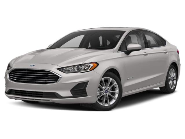2020 Ford Fusion Hybrid SE SE FWD Gas/Electric I-4 2.0 L/122 [4]