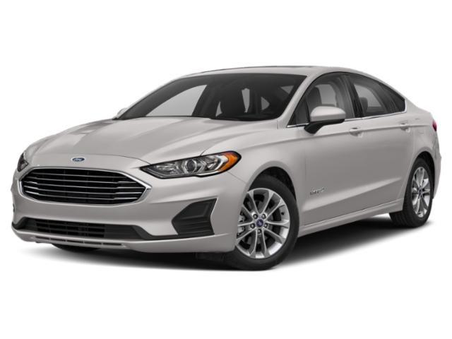 2020 Ford Fusion Hybrid SE SE FWD Gas/Electric I-4 2.0 L/122 [18]