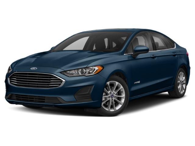 2020 Ford Fusion Hybrid SE SE FWD Gas/Electric I-4 2.0 L/122 [17]