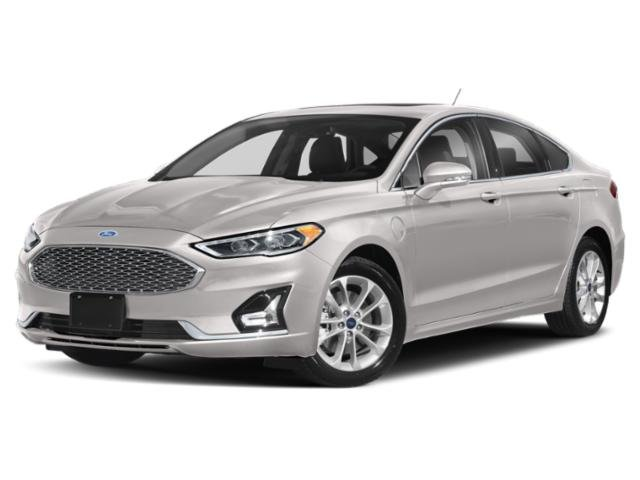 2020 Ford Fusion Energi Titanium Titanium FWD Gas/Electric I-4 2.0 L/122 [5]