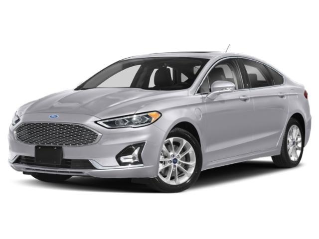 2020 Ford Fusion Energi Titanium Titanium FWD Gas/Electric I-4 2.0 L/122 [9]