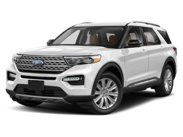 2020 Ford Explorer XLT XLT RWD Intercooled Turbo Premium Unleaded I-4 2.3 L/140 [16]