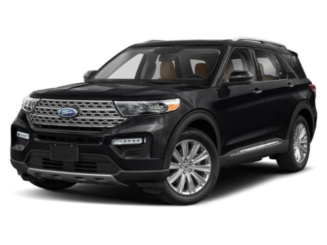 2020 Ford Explorer XLT XLT 4WD Intercooled Turbo Premium Unleaded I-4 2.3 L/140 [9]
