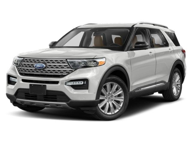 2020 Ford Explorer Base Base RWD Intercooled Turbo Premium Unleaded I-4 2.3 L/140 [2]