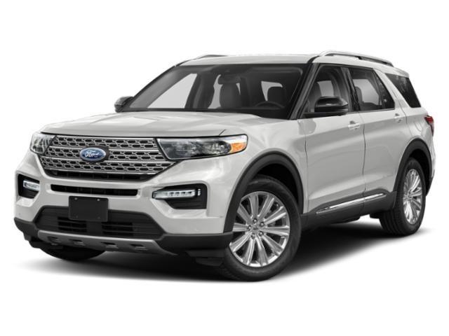 2020 Ford Explorer XLT XLT RWD Intercooled Turbo Premium Unleaded I-4 2.3 L/140 [0]