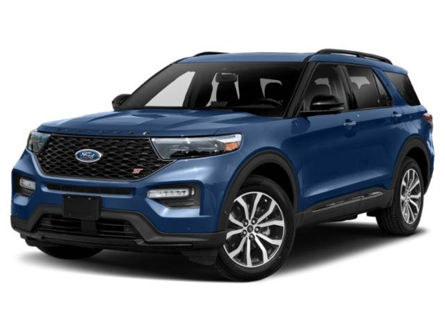 2020 Ford Explorer ST ST 4WD Twin Turbo Premium Unleaded V-6 3.0 L/183 [11]