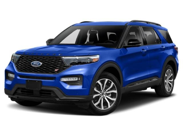 2020 Ford Explorer ST ST 4WD Twin Turbo Premium Unleaded V-6 3.0 L/183 [4]