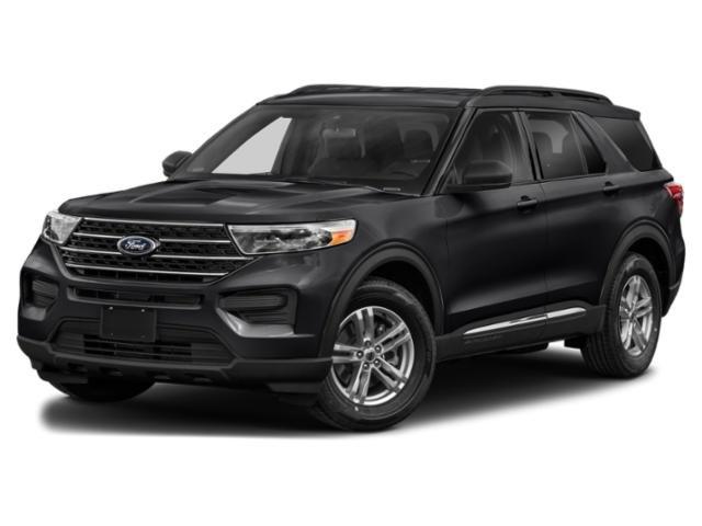 2020 Ford Explorer XLT XLT RWD Intercooled Turbo Premium Unleaded I-4 2.3 L/140 [2]