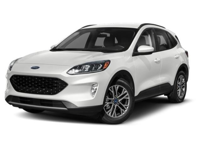2020 Ford Escape SE SE FWD Intercooled Turbo Premium Unleaded I-3 1.5 L/91 [6]