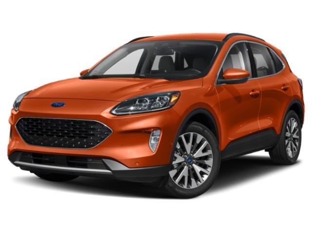 2020 Ford Escape Titanium Titanium AWD Intercooled Turbo Premium Unleaded I-4 2.0 L/122 [4]