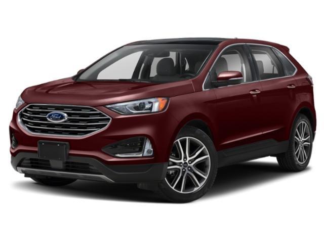 2020 Ford Edge SEL SEL FWD Intercooled Turbo Premium Unleaded I-4 2.0 L/122 [17]