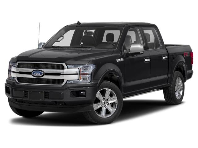 2020 Ford F-150 Platinum  Twin Turbo Regular Unleaded V-6 3.5 L/213 [4]