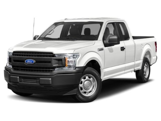 2020 Ford F-150 XL XL 2WD SuperCab 6.5′ Box Twin Turbo Regular Unleaded V-6 2.7 L/164 [17]