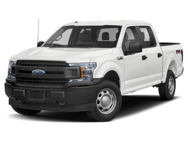 2020 Ford F-150 XL  Regular Unleaded 2.7 L EcoBoost [5]