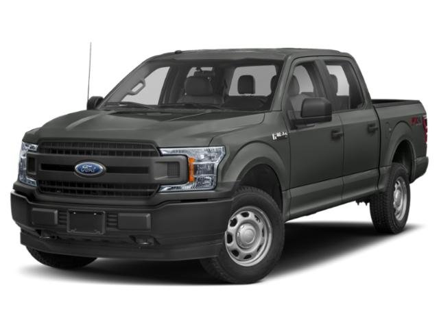 2020 Ford F-150 XL XL 4WD SuperCrew 5.5′ Box Twin Turbo Regular Unleaded V-6 2.7 L/164 [12]