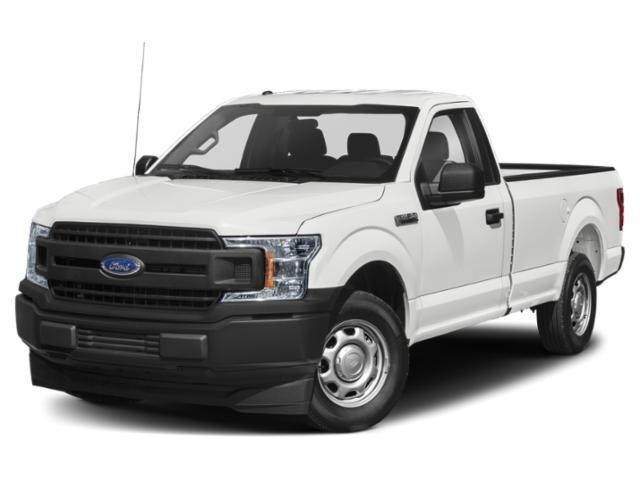 2020 Ford F-150 XL XL 2WD Reg Cab 8′ Box Regular Unleaded V-6 3.3 L/204 [0]