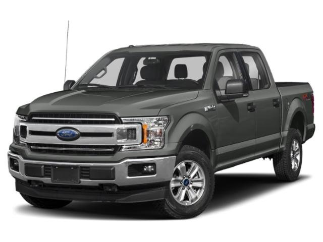 2020 Ford F-150 XLT  Twin Turbo Regular Unleaded V-6 3.5 L/213 [6]