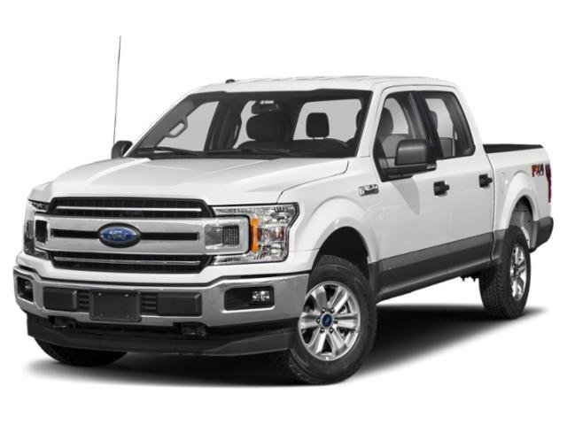 2020 Ford F-150 XLT XLT 2WD SuperCrew 5.5′ Box Regular Unleaded V-8 5.0 L/302 [13]