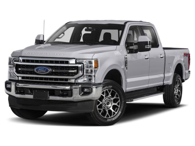 2020 Ford Super Duty F-250 SRW LARIAT LARIAT 4WD Crew Cab 6.75′ Box Regular Unleaded V-8 6.2 L/379 [9]