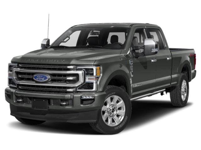2020 Ford Super Duty F-250 SRW Platinum Platinum 4WD Crew Cab 6.75′ Box Regular Unleaded V-8 6.2 L/379 [12]