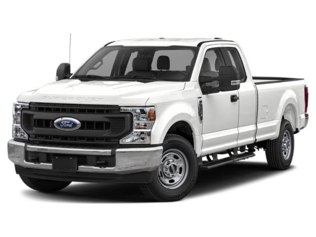2020 Ford Super Duty F-250 SRW XL  Intercooled Turbo Diesel V-8 6.7 L/406 [14]