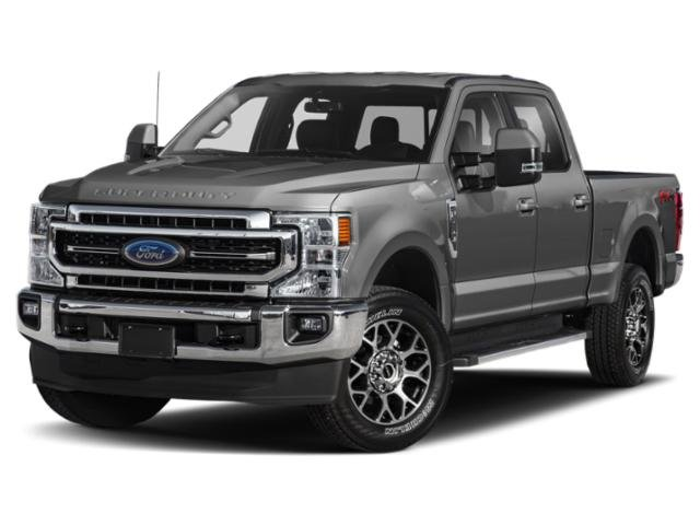 2020 Ford Super Duty F-250 SRW LARIAT  Regular Unleaded V-8 6.2 L/379 [10]