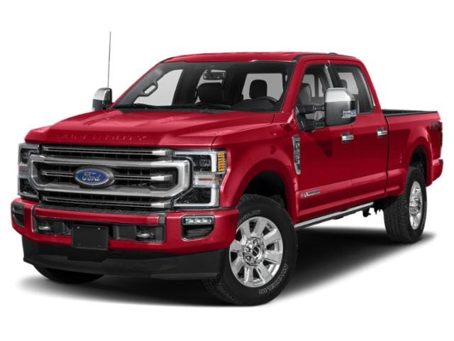 2020 Ford Super Duty F-350 SRW Platinum Platinum 4WD Crew Cab 6.75′ Box Intercooled Turbo Diesel V-8 6.7 L/406 [7]