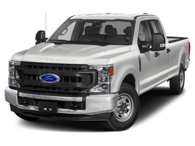 2020 Ford Super Duty F-350 SRW XL  Intercooled Turbo Diesel V-8 6.7 L/406 [42]
