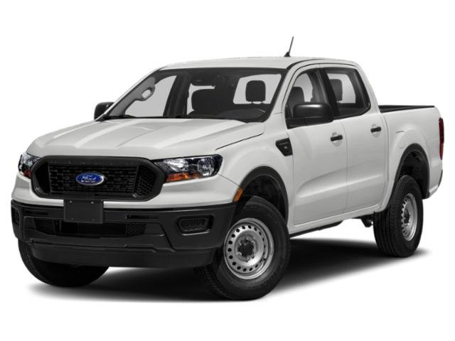 2020 Ford Ranger XL XL 4WD SuperCrew 5′ Box Intercooled Turbo Regular Unleaded I-4 2.3 L/140 [12]