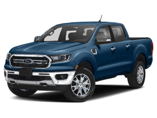 2020 Ford Ranger LARIAT LARIAT 4WD SuperCrew 5' Box Intercooled Turbo Regular Unleaded I-4 2.3 L/140 [0]