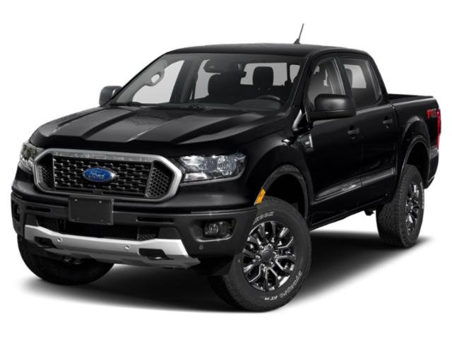 2020 Ford Ranger XLT XLT 2WD SuperCrew 5′ Box Intercooled Turbo Regular Unleaded I-4 2.3 L/140 [18]