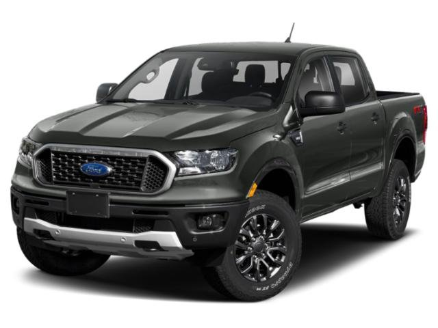 2020 Ford Ranger XLT XLT 2WD SuperCrew 5′ Box Intercooled Turbo Regular Unleaded I-4 2.3 L/140 [5]