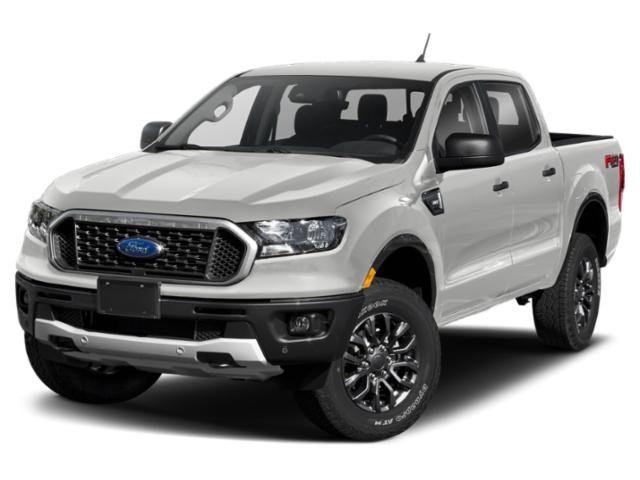2020 Ford Ranger XLT XLT 4WD SuperCrew 5′ Box Intercooled Turbo Regular Unleaded I-4 2.3 L/140 [12]