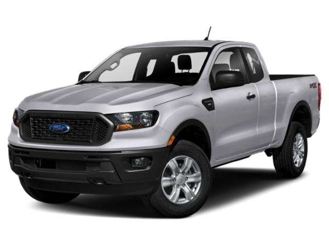 2020 Ford Ranger XL XL 2WD SuperCab 6′ Box Intercooled Turbo Regular Unleaded I-4 2.3 L/140 [1]