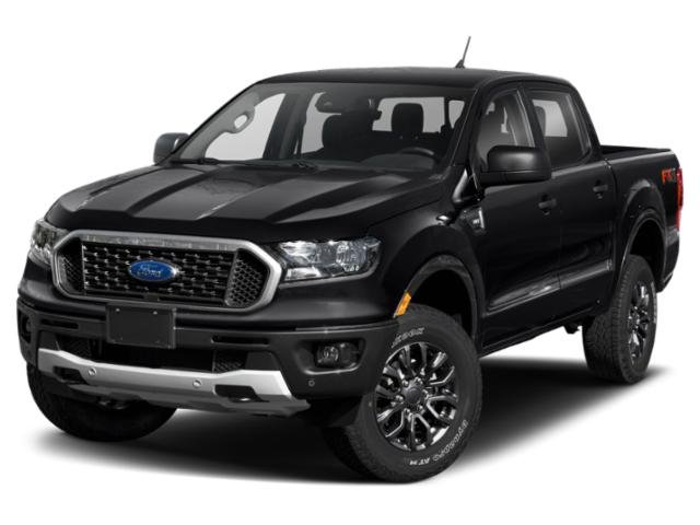 2020 Ford Ranger XLT XLT 2WD SuperCrew 5' Box Intercooled Turbo Regular Unleaded I-4 2.3 L/140 [6]