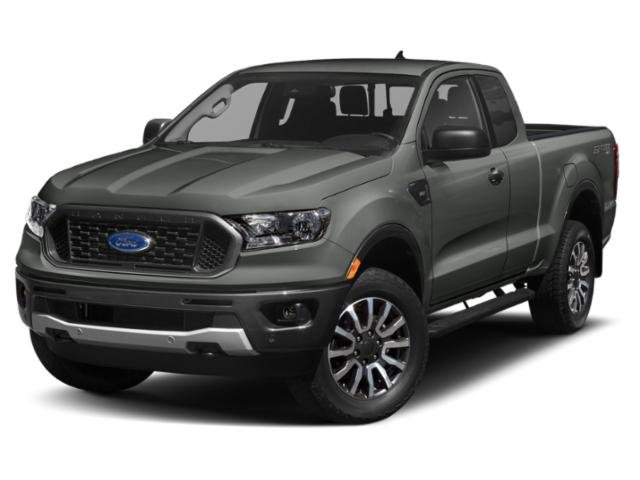 2020 Ford Ranger XLT XLT 2WD SuperCab 6′ Box Intercooled Turbo Regular Unleaded I-4 2.3 L/140 [0]