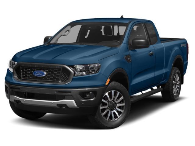 2020 Ford Ranger XLT XLT 2WD SuperCab 6′ Box Intercooled Turbo Regular Unleaded I-4 2.3 L/140 [9]