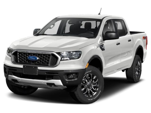 2020 Ford Ranger XLT XLT 2WD SuperCrew 5′ Box Intercooled Turbo Regular Unleaded I-4 2.3 L/140 [19]