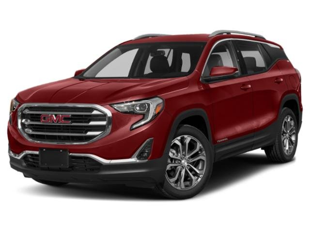 2020 GMC Terrain SLT AWD 4dr SLT Turbocharged Gas/E15 I4 1.5L/92 [1]