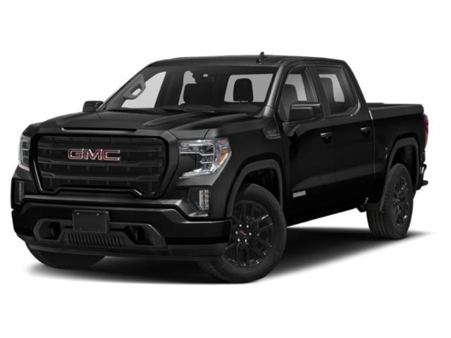 """2020 GMC Sierra 1500 Elevation 2WD Crew Cab 157"""" Elevation Gas I4 2.7L/166 [1]"""