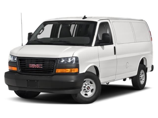 "2020 GMC Savana Cargo Van Work Van RWD 2500 135"" Gas/Ethanol V8 6.0L/364 [0]"
