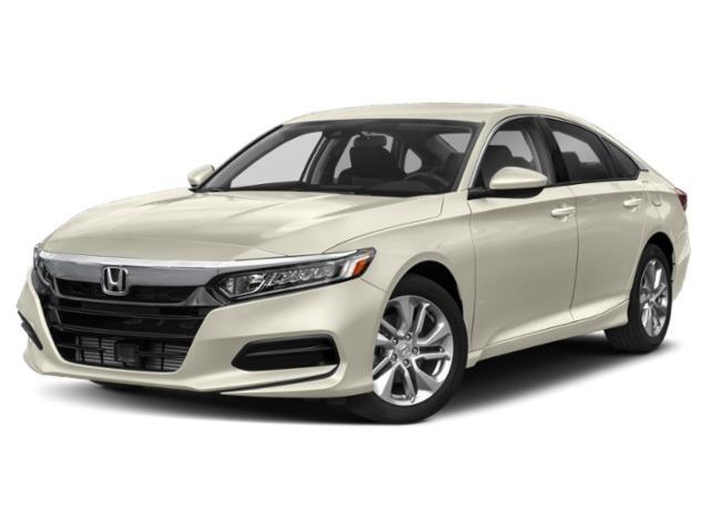 2020 Honda Accord Sedan LX LX 1.5T CVT Intercooled Turbo Regular Unleaded I-4 1.5 L/91 [0]
