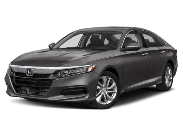 2020 Honda Accord Sedan LX 1.5T LX 1.5T CVT Intercooled Turbo Regular Unleaded I-4 1.5 L/91 [5]