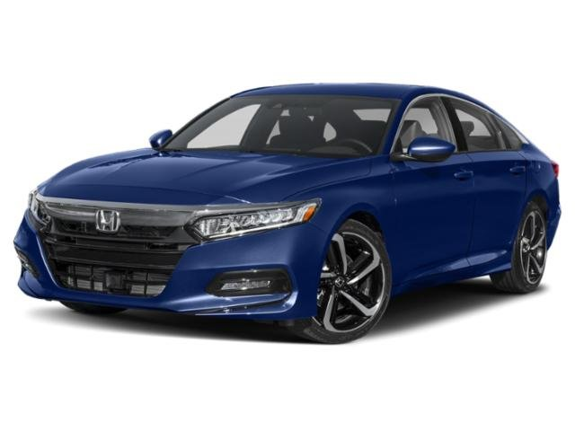 2020 Honda Accord Sport Sport 1.5T CVT Intercooled Turbo Regular Unleaded I-4 1.5 L/91 [15]