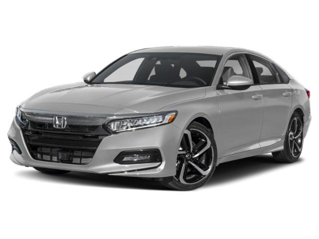2020 Honda Accord Sedan Sport 1.5T Sport 1.5T CVT Intercooled Turbo Regular Unleaded I-4 1.5 L/91 [0]