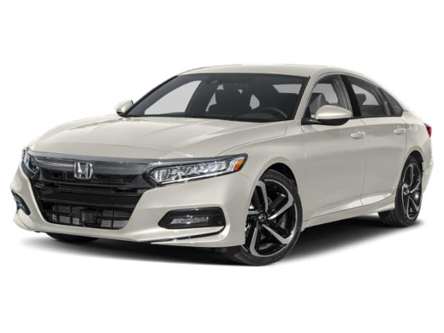 2020 Honda Accord Sedan Sport 1.5T Sport 1.5T CVT Intercooled Turbo Regular Unleaded I-4 1.5 L/91 [1]