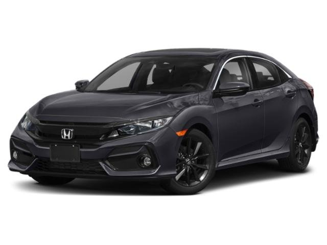 2020 Honda Civic Hatchback EX-L EX-L CVT Intercooled Turbo Regular Unleaded I-4 1.5 L/91 [0]
