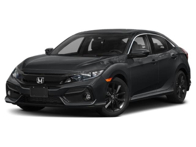 2020 Honda Civic Hatchback EX-L EX-L CVT Intercooled Turbo Regular Unleaded I-4 1.5 L/91 [6]
