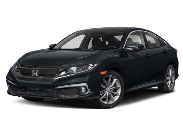 2020 Honda Civic Sedan EX-L EX-L CVT Intercooled Turbo Regular Unleaded I-4 1.5 L/91 [17]